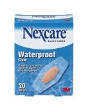 Nexcare Waterproof Bandage Made in USA