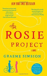 The Rosie Project paperback