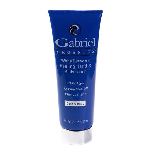 Gabriel ORGANICS, White Seaweed Healing Hand & Body Lotion